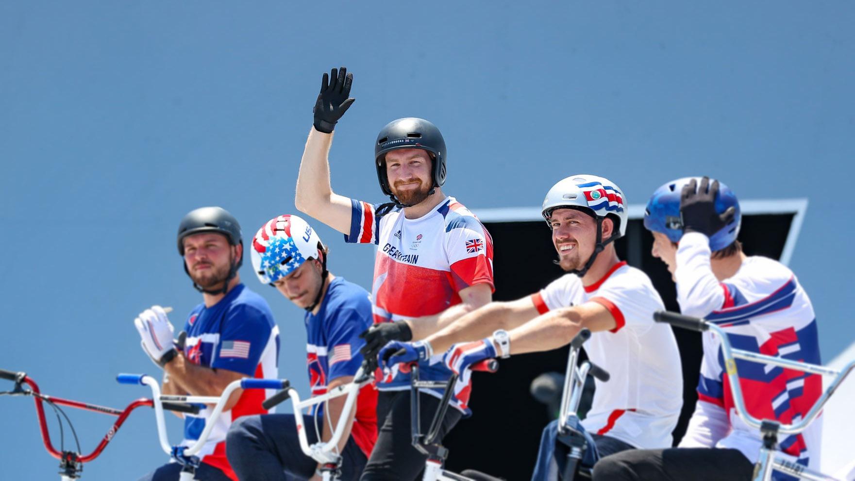 DECLAN BROOKS: Reflecting on Olympic BMX Bronze