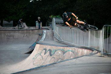 Dom Elt, boss tyreslide in Newport